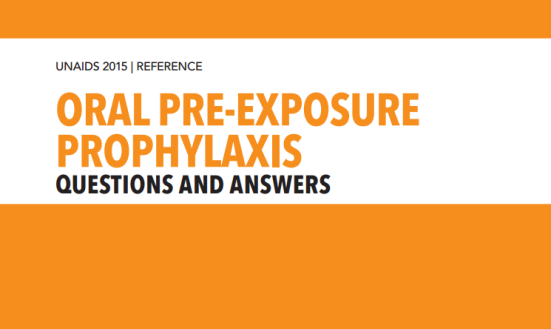 Oral Pre-Exposure Prophylaxis Question and Answers