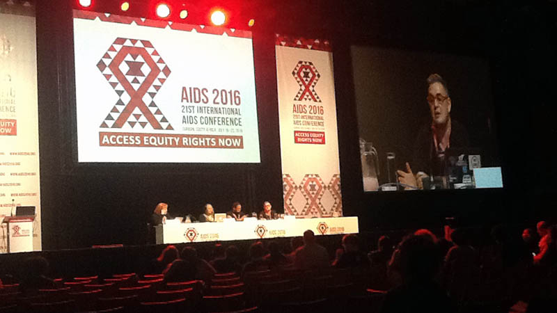 AIDS Conference Day 4 | Ig. Praptoraharjo